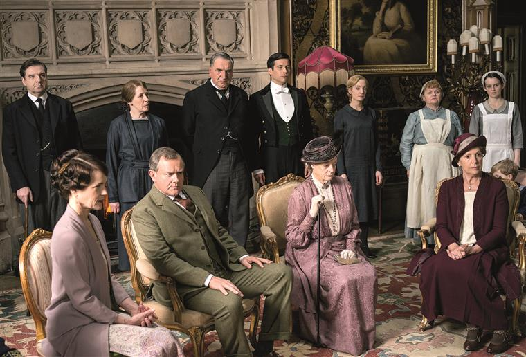 Estreia-se hoje 5ª temporada de Downton Abbey