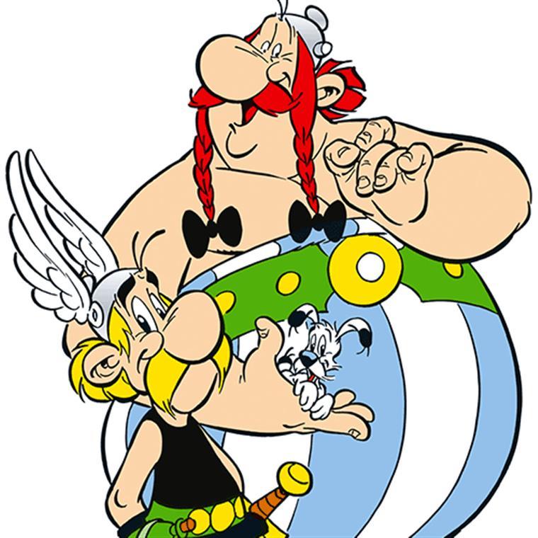 Citaten Asterix En Obelix : Nova bd de astérix e obélix sai em outubro