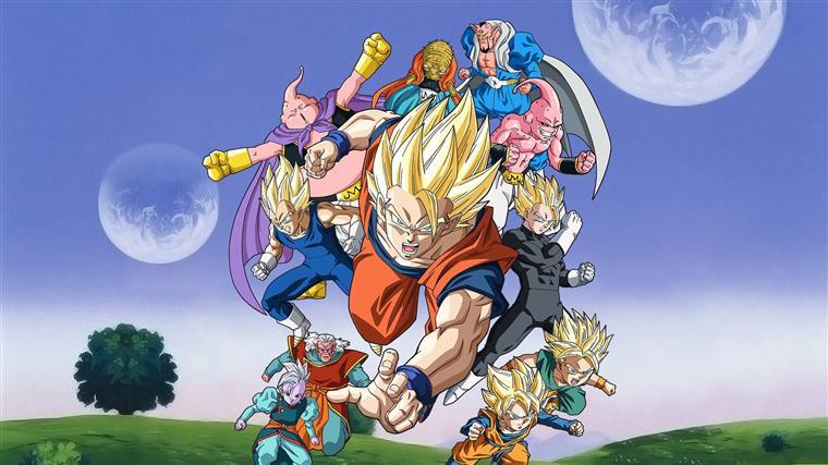 Dragon Ball 18 Anos Depois Vem Ai Nova Serie