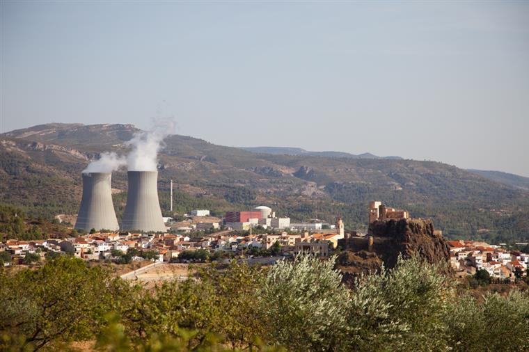 centrais nucleares em espanha mapa Central nuclear espanhola perto de Portugal o mesmo problema  centrais nucleares em espanha mapa