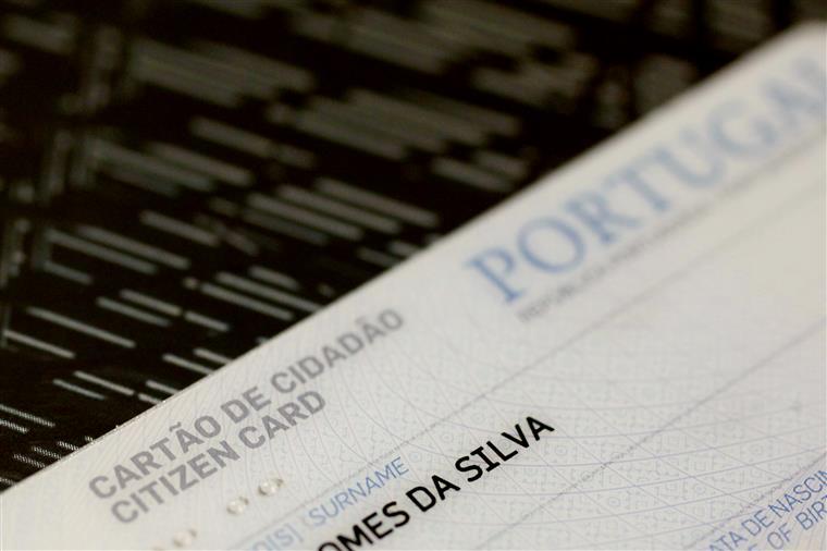 Levantamento cartao de cidadao