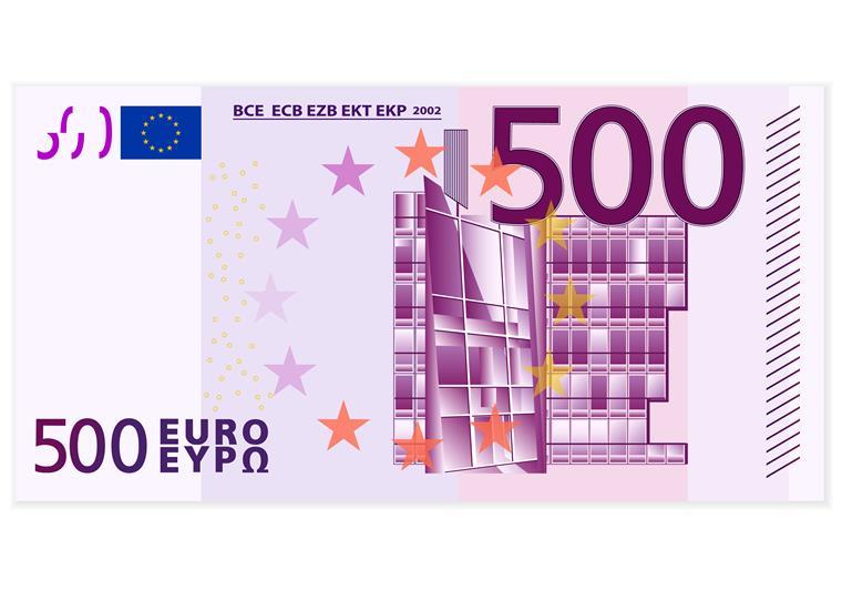 Nota 500»