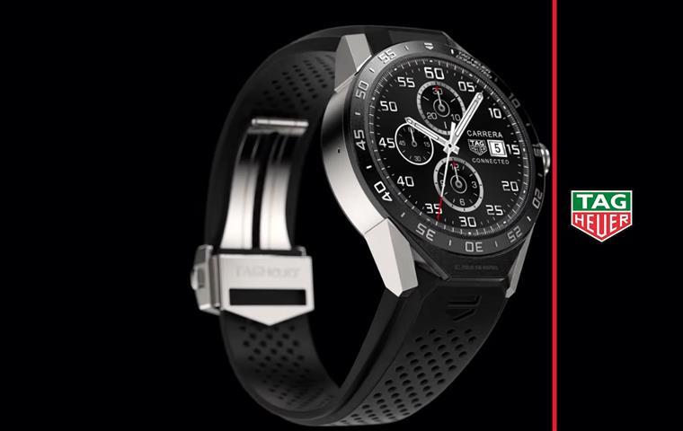 8b7ccb156bf TAG Heuer Connected  o primeiro relógio inteligente de luxo