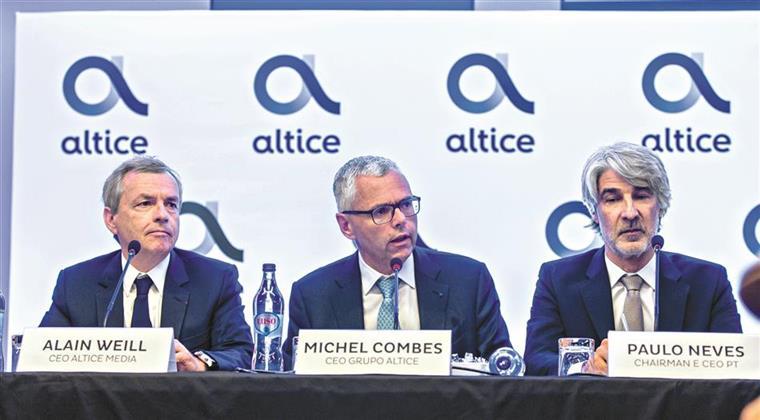 Compra Media Capital. Altice critica declarações da NOS