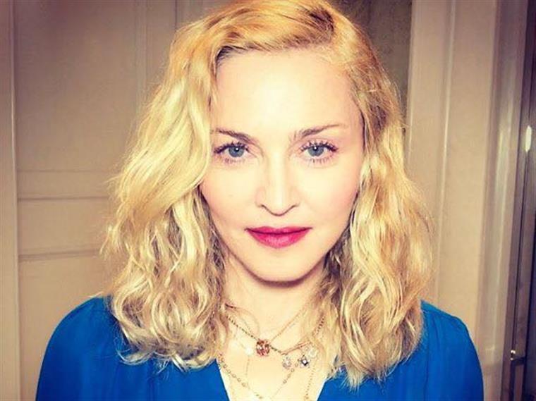 """Madonna: """"Eu vivo a vida de uma freira aqui"""""""