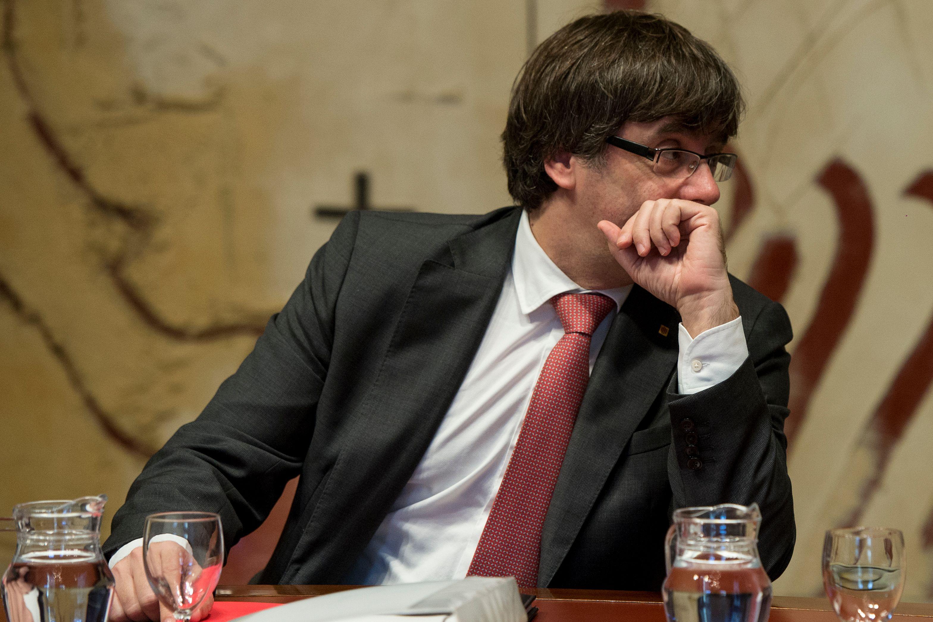 Governador da Catalunha descarta antecipar eleições