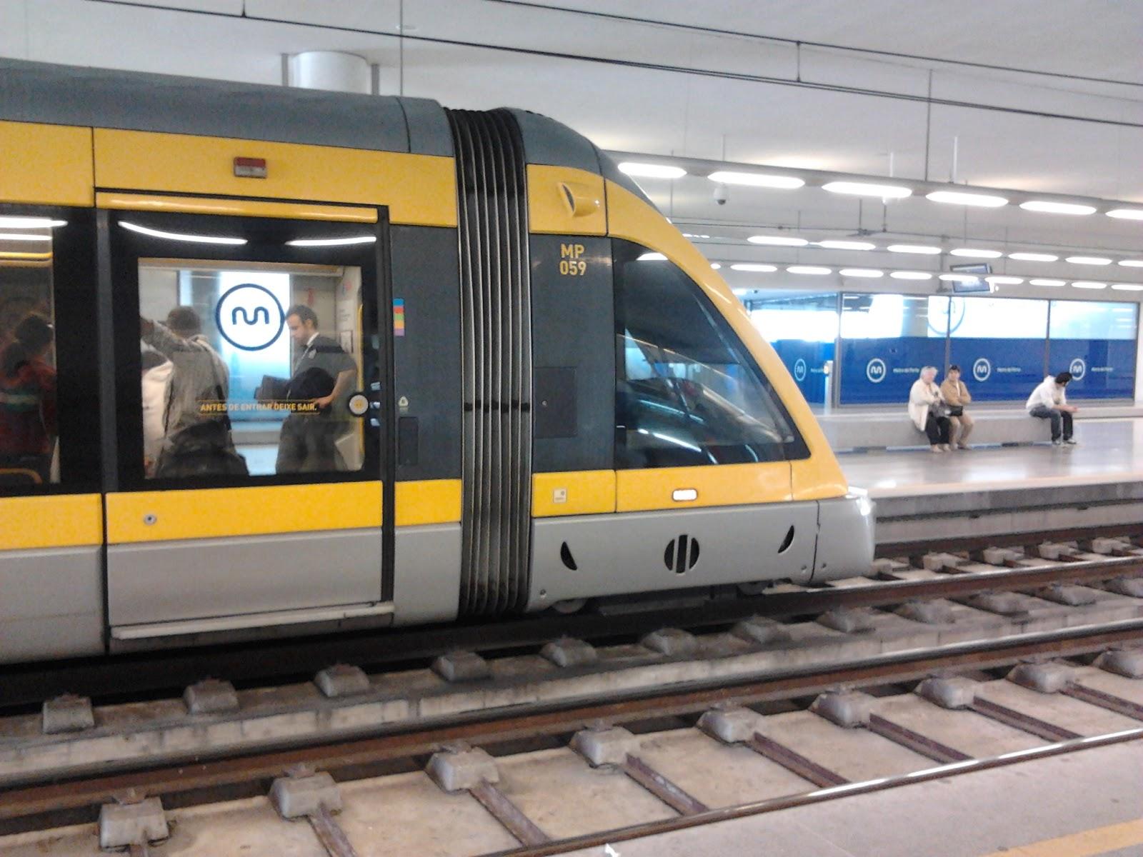 Privados na corrida por lucrativa exploração do Metro do Porto