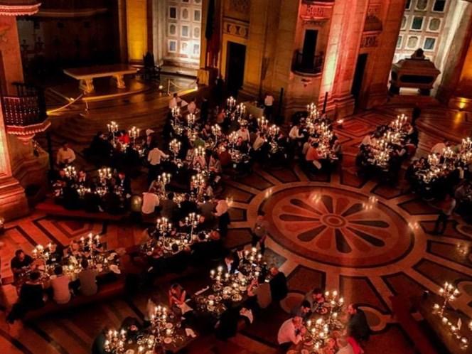 Governo proíbe eventos festivos no Panteão Nacional