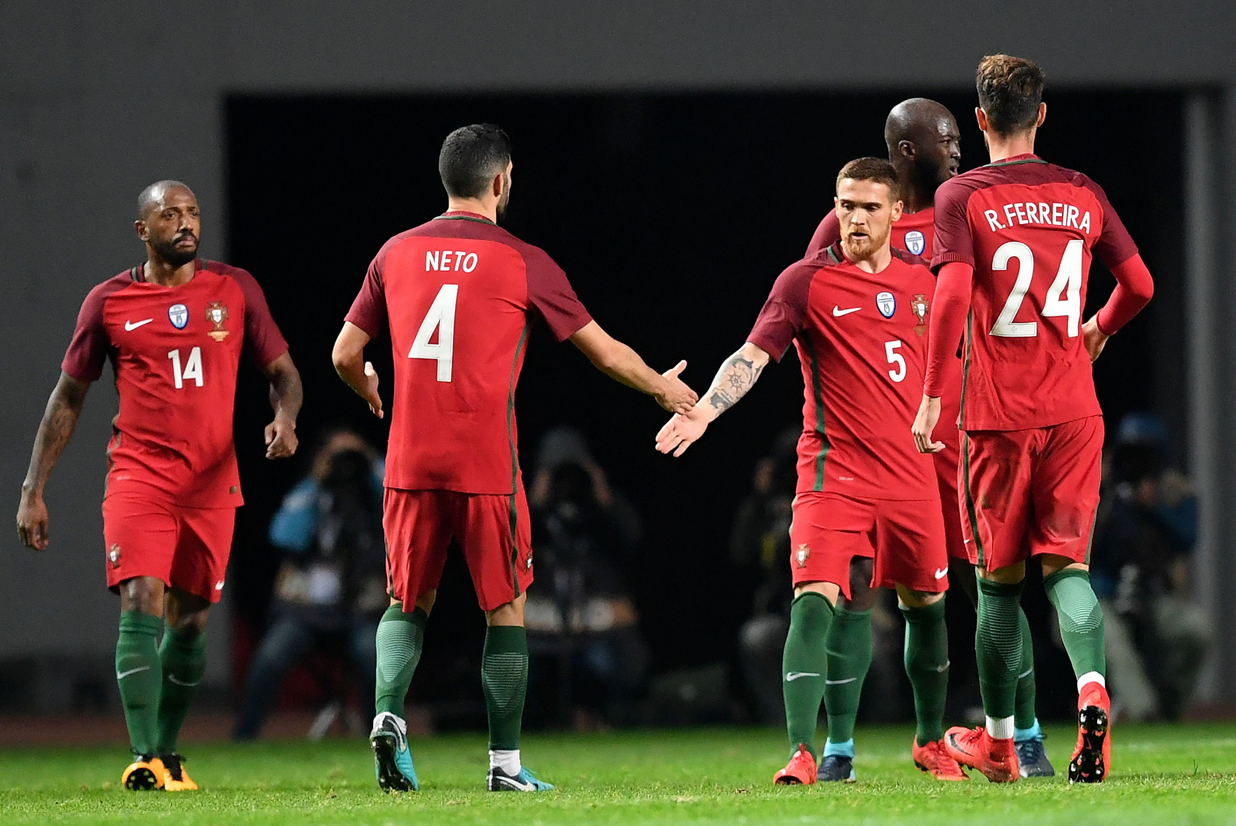 Campanha solidária da Seleção Nacional já angariou 370 mil euros