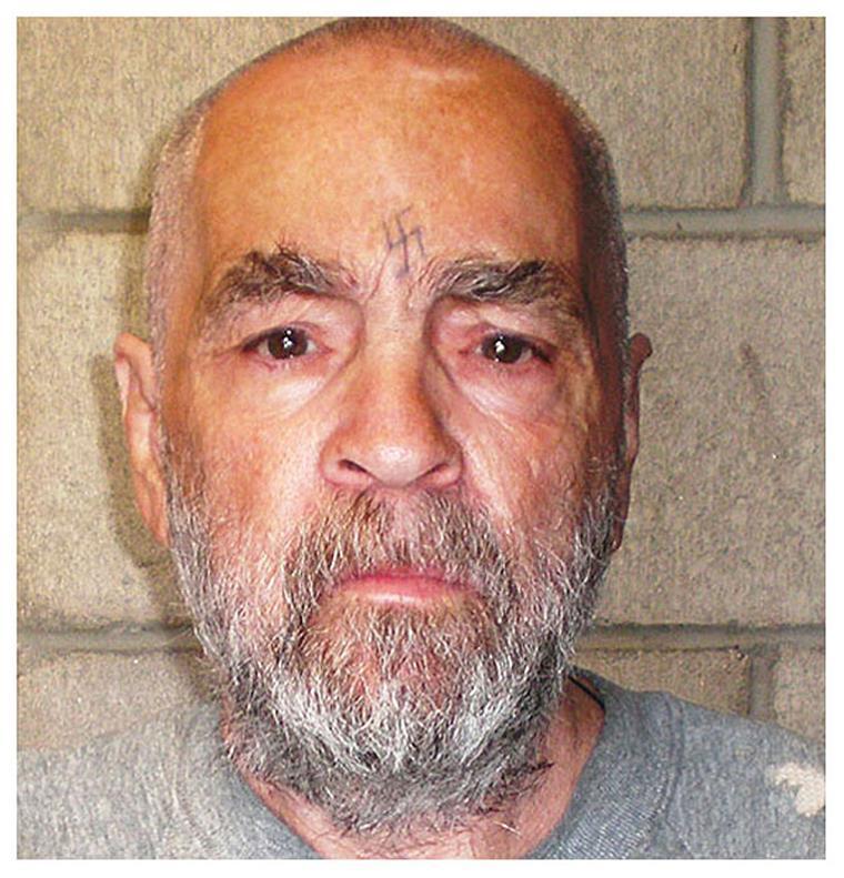 Assassino em série Charles Manson foi internado