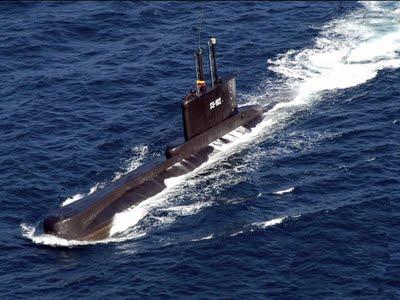 Submarino argentino desaparecido com 44 pessoas a bordo