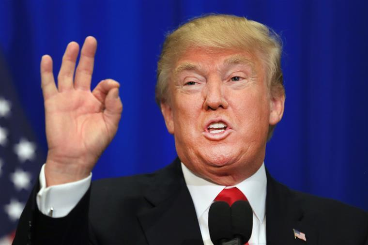 Tuíte que pede renúncia de Trump é compartilhado pelo Pentágono