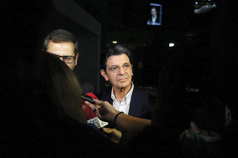 Ministério Público quer pena superior a 3 anos para Manuel Maria Carrilho