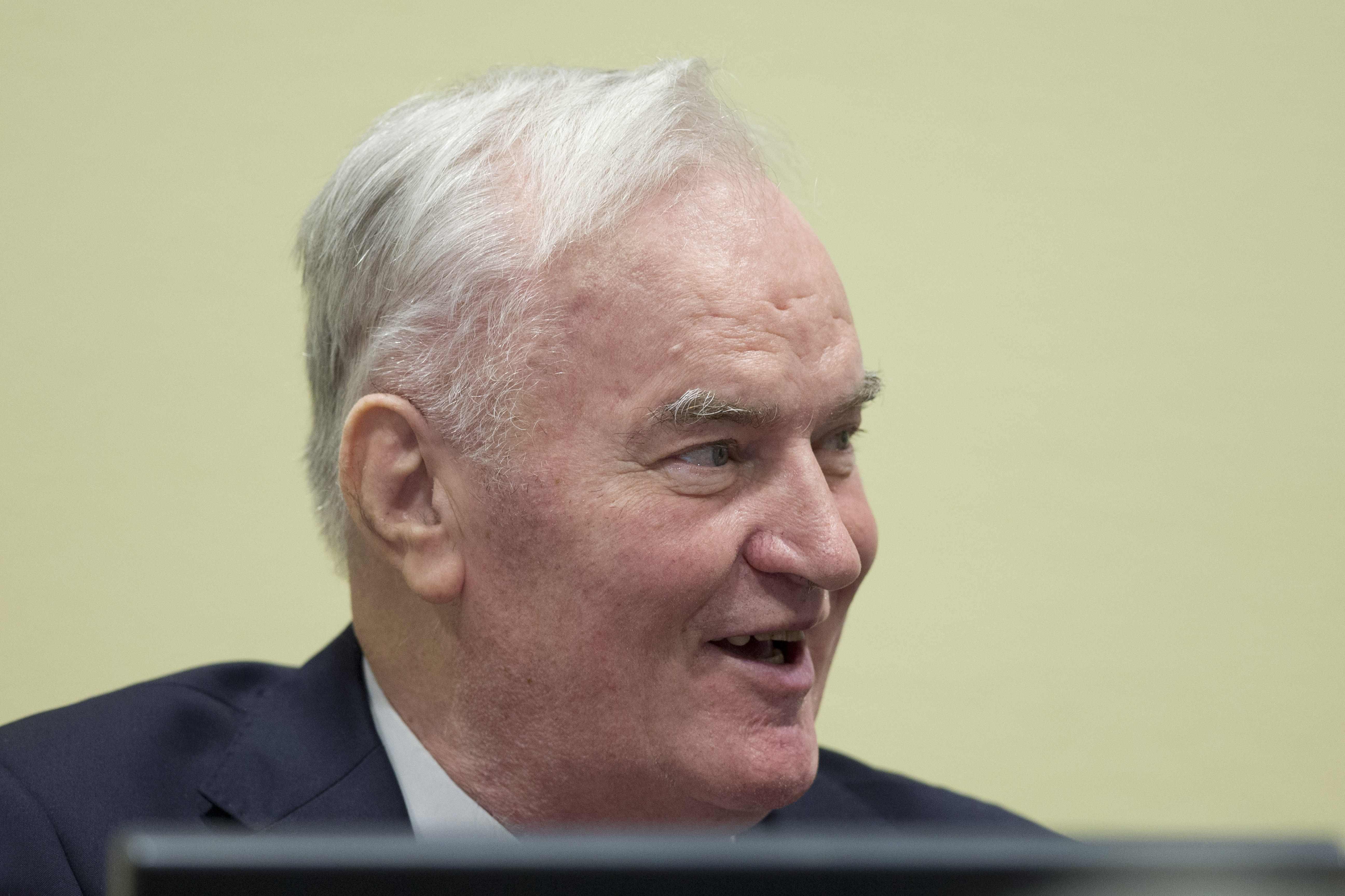 Defesa de Ratko Mladic vai recorrer da sentença - advogado