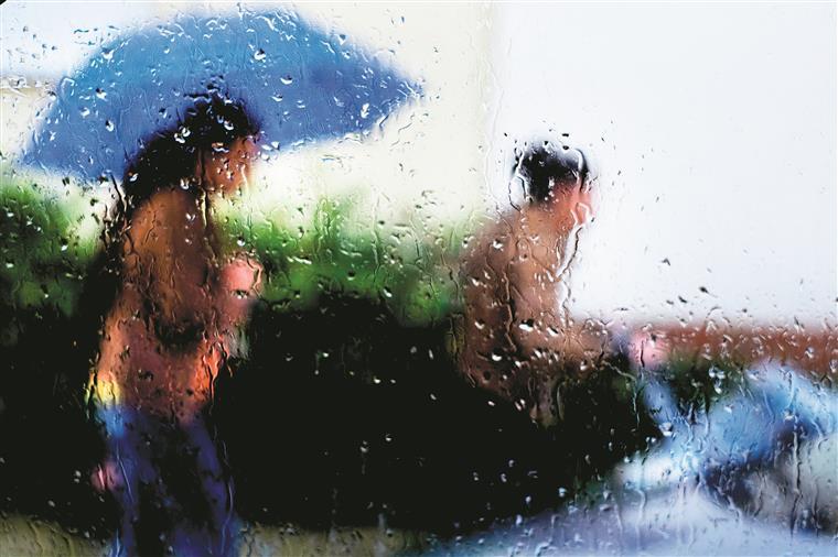 IPMA emite aviso para distritos do Norte e Centro — Frio