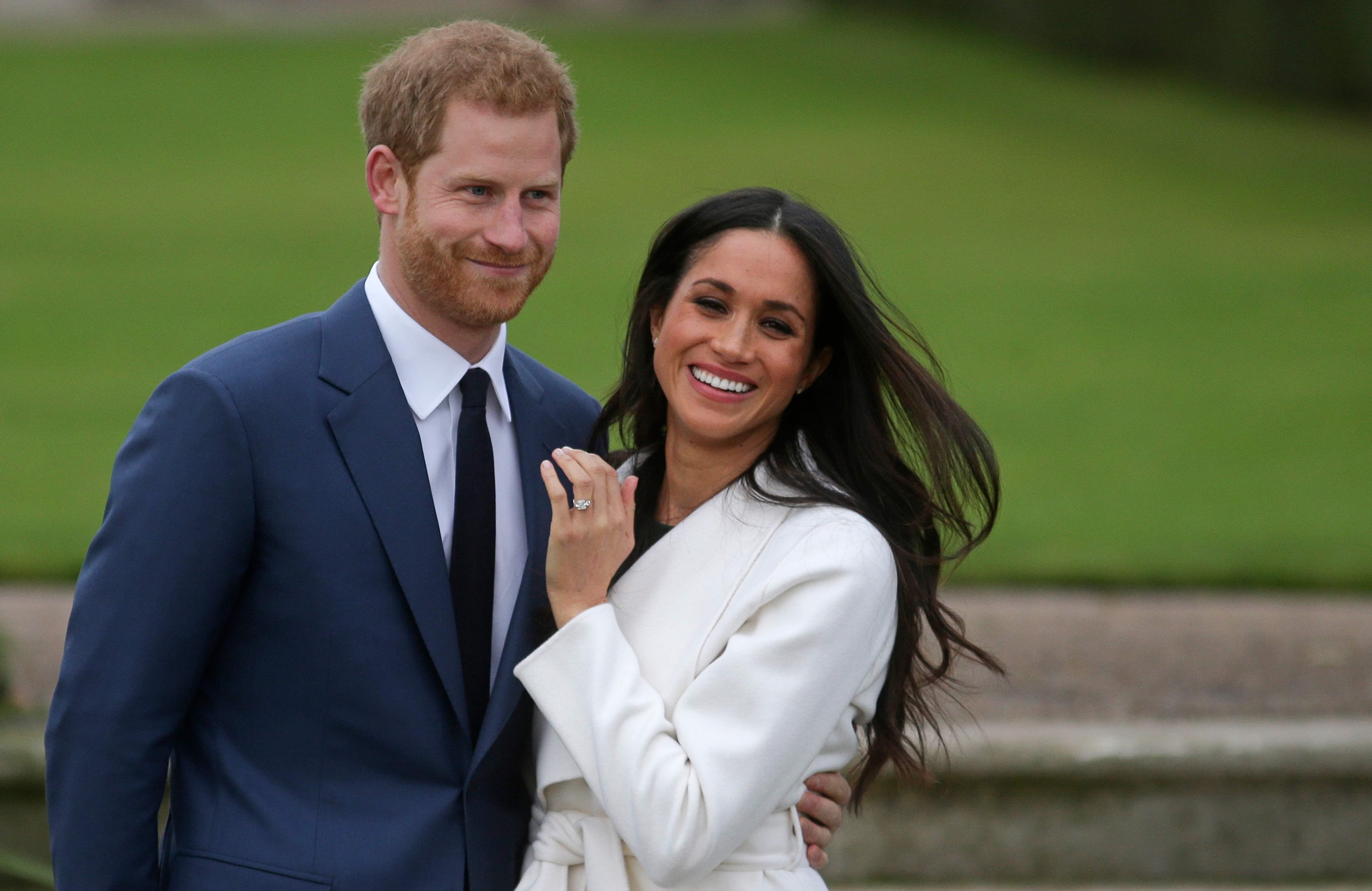 Príncipe Harry vai se casar com Meghan Markle