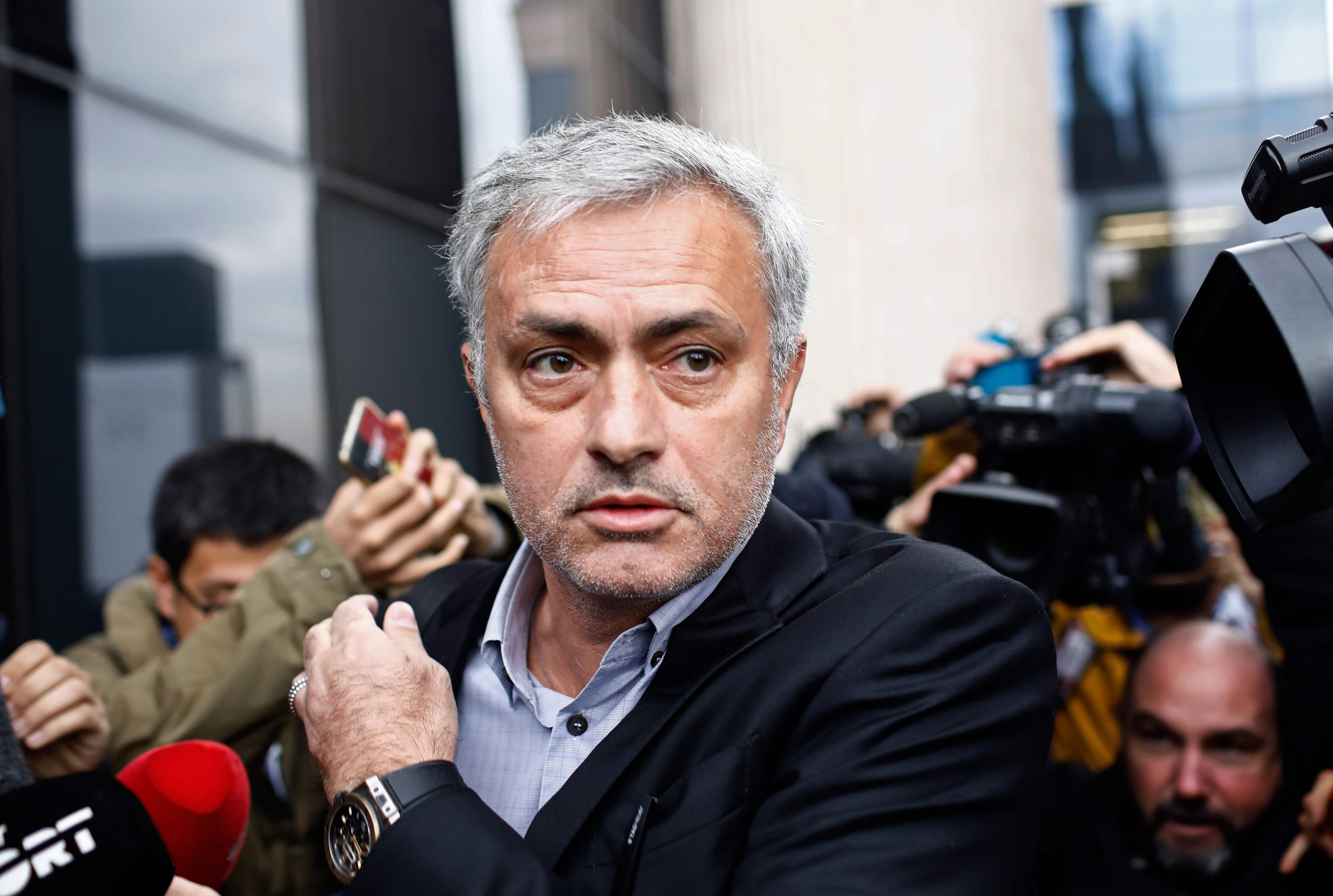 Mourinho ouvido hoje pela Justiça espanhola