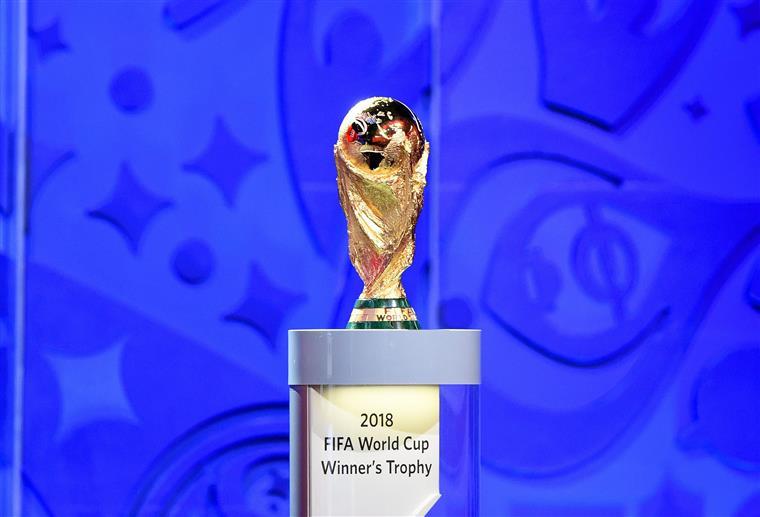 Mundial. Portugal no grupo de Espanha