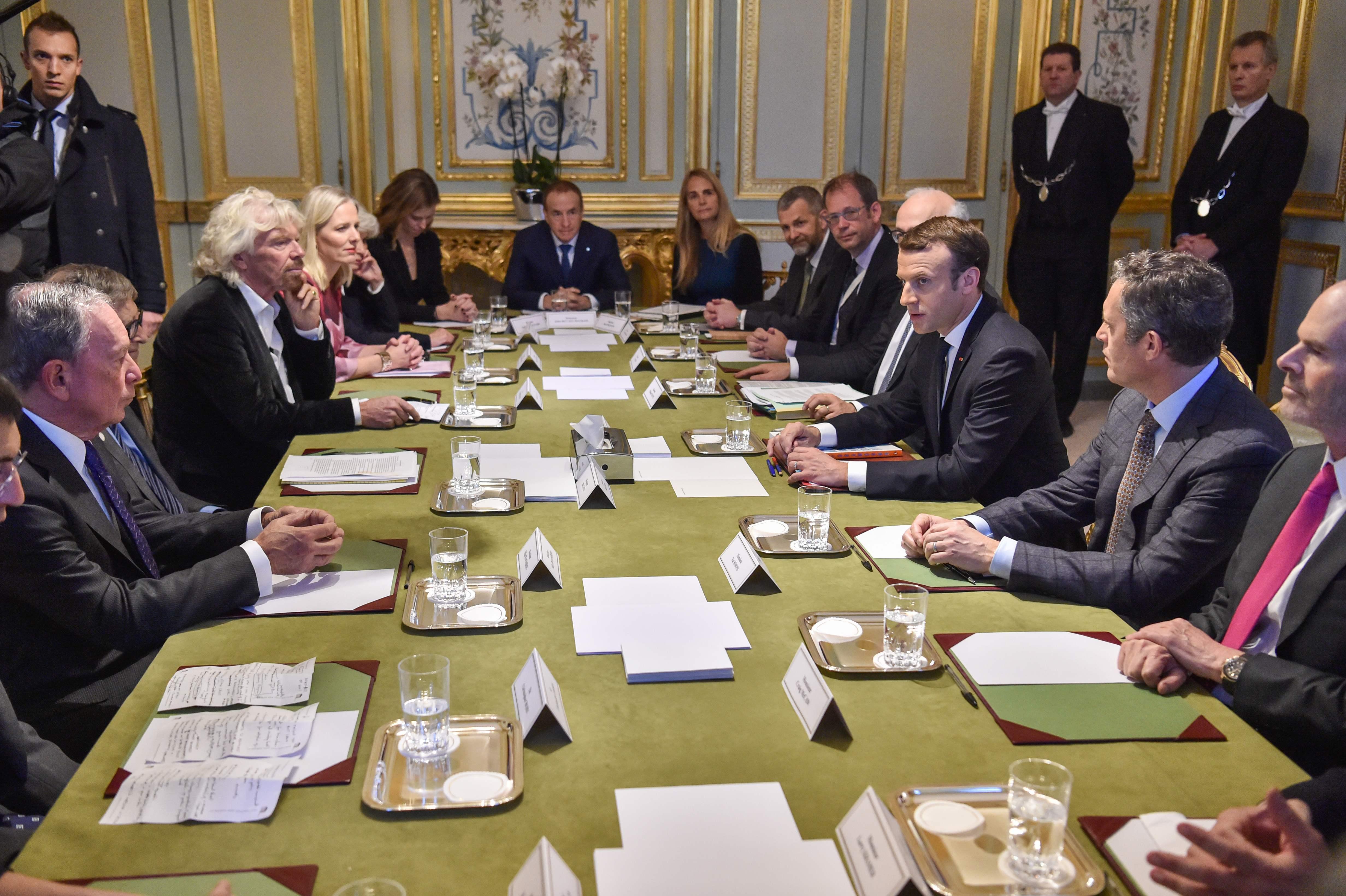 Projetos para combater mudanças climáticas são anunciados em Paris