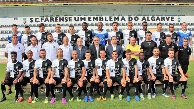 Faro em festa pelo apuramento do Farense na Taça (com vídeo)
