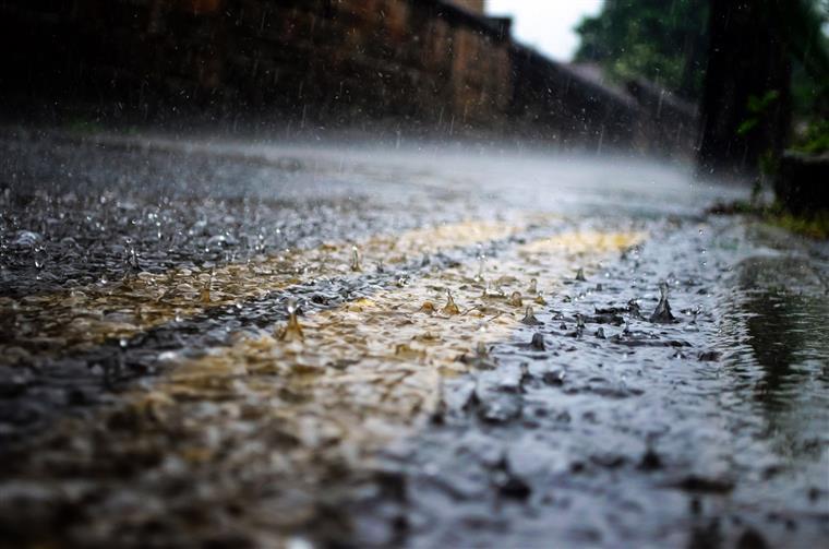 Alerta especial da meteorologia por causa da tempestade Bruno