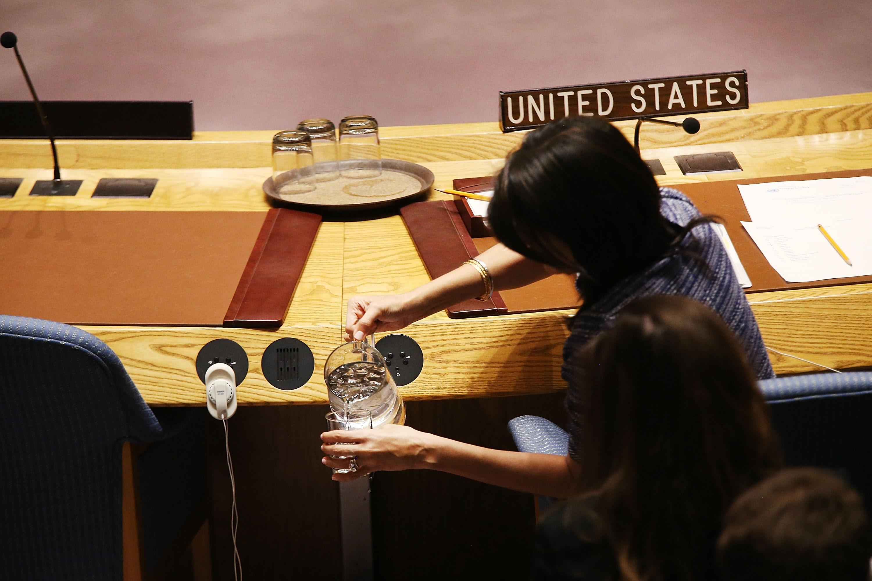 EUA anunciam corte no orçamento da ONU após votação sobre Jerusalém