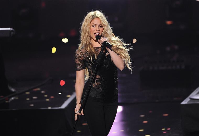 Shakira remarca digressão europeia e actua em Lisboa a 28 de Junho