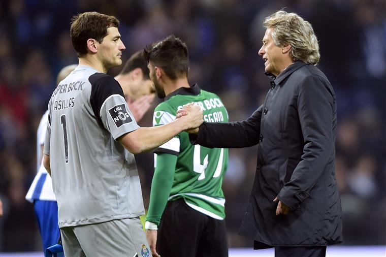 Paços de Ferreira 0-0 FC Porto (1ª parte)