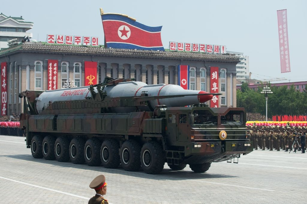 Míssil norte-coreano não representa ameaça à América do Norte