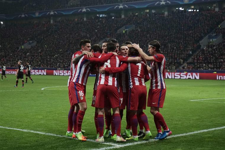 Liga dos Campeões. Atlético bate Leverkusen na Alemanha
