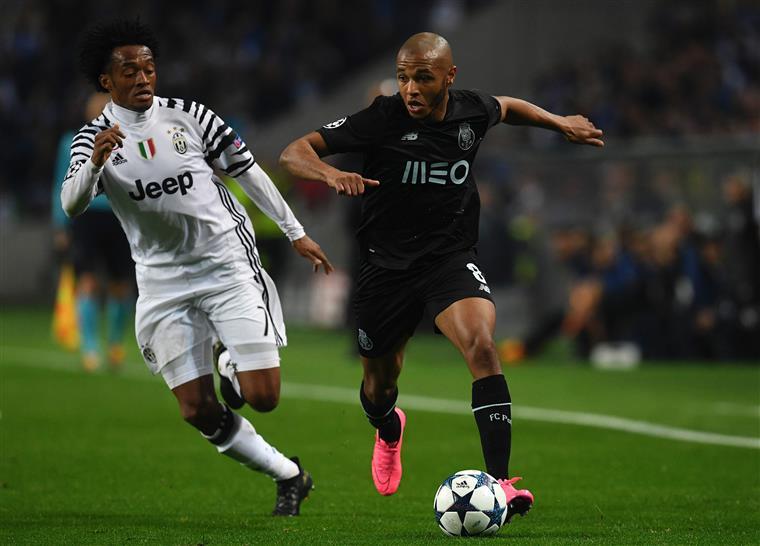 Liga dos Campeões. FC Porto não resiste à Juventus