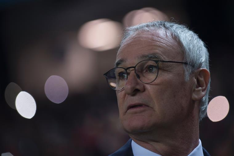 'O meu sonho morreu', diz Ranieri