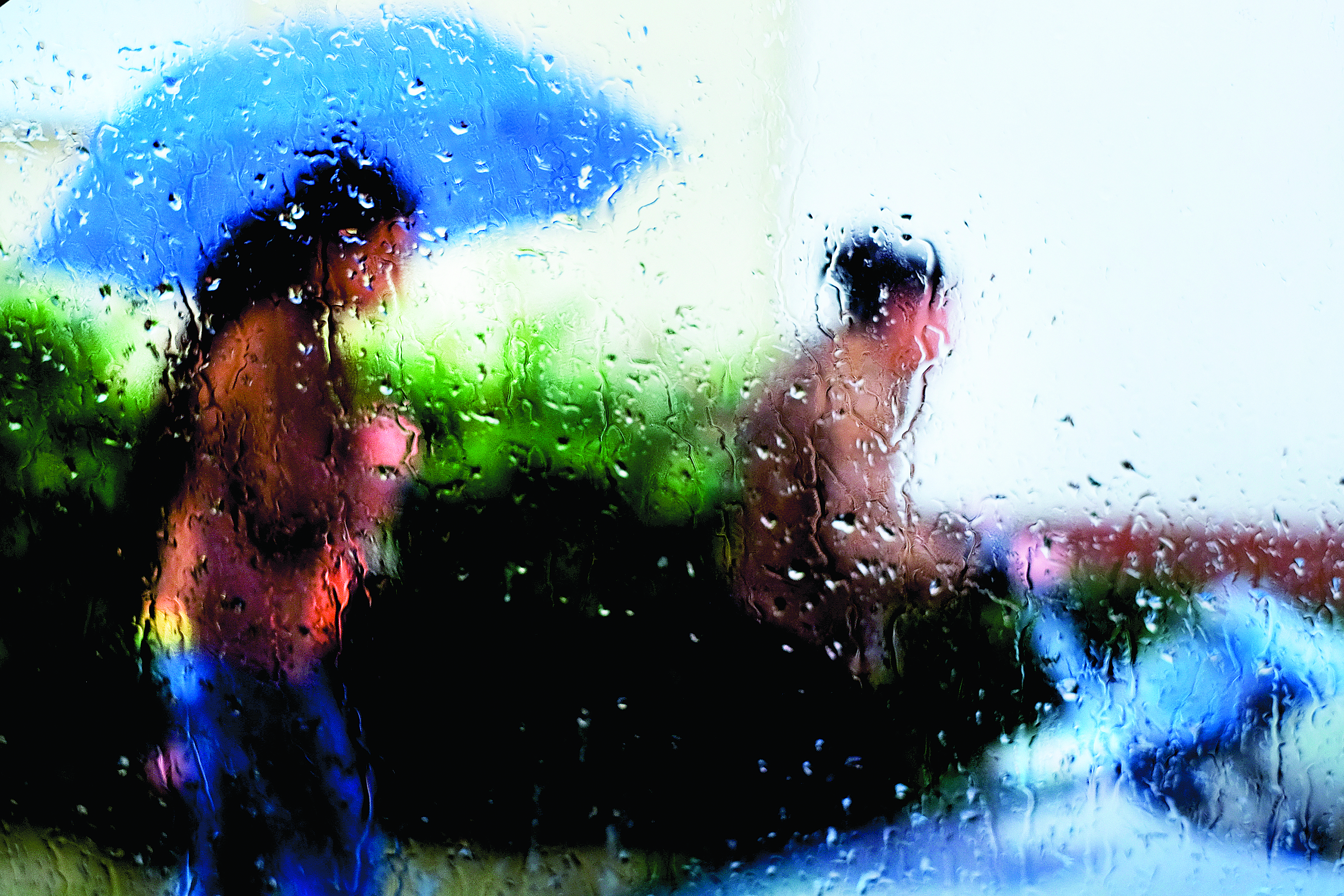 Aviso Laranja de mau tempo em nove distritos do continente