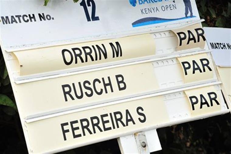 Golfe. Portugueses começam bem challenge tour do Barclays Kenya Open