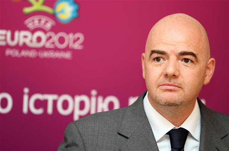 Presidente da FIFA fala de um possível Mundial em Portugal