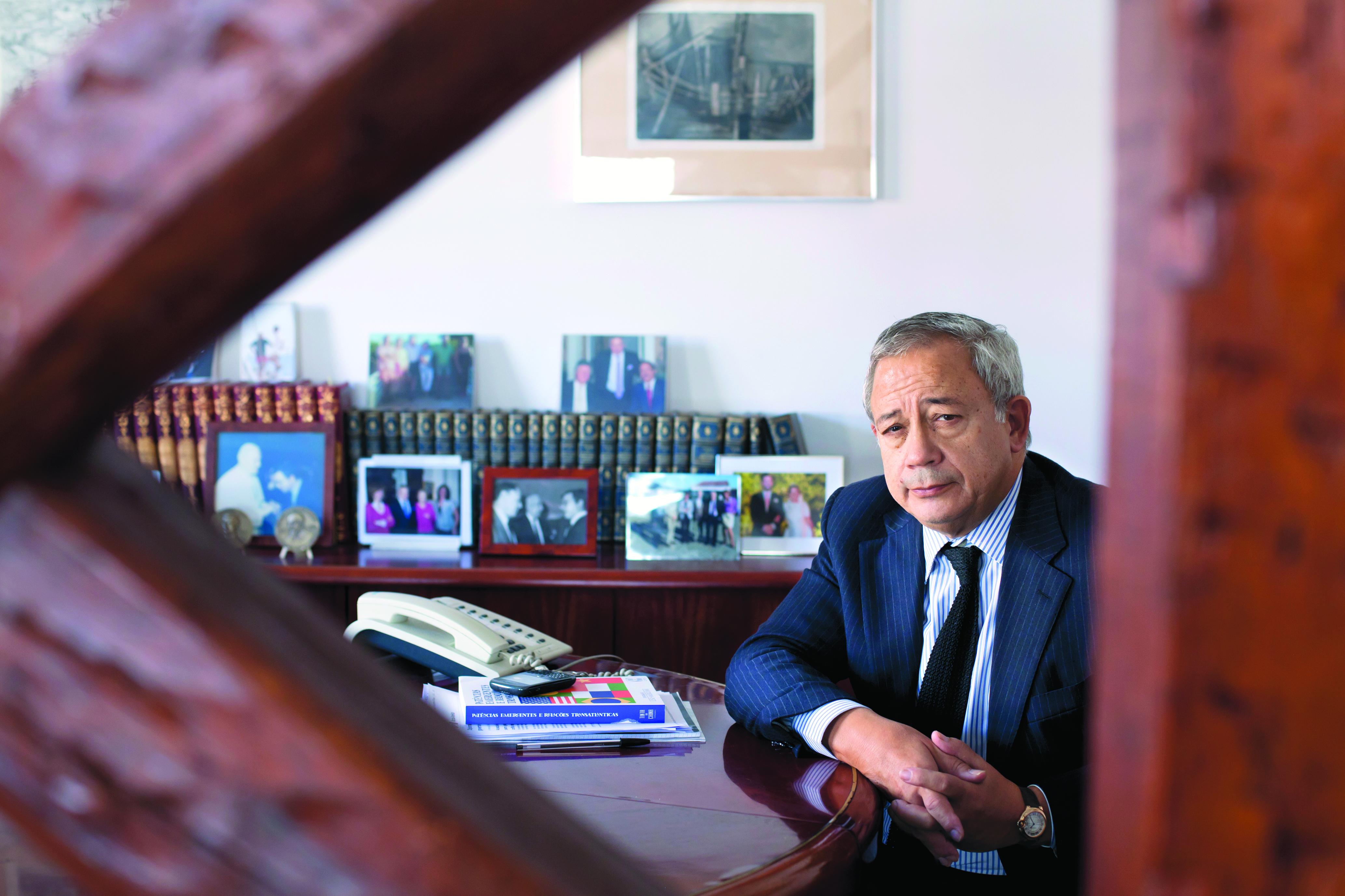 Marcelo quer esclarecimentos sobre o caso Jaime Nogueira Pinto