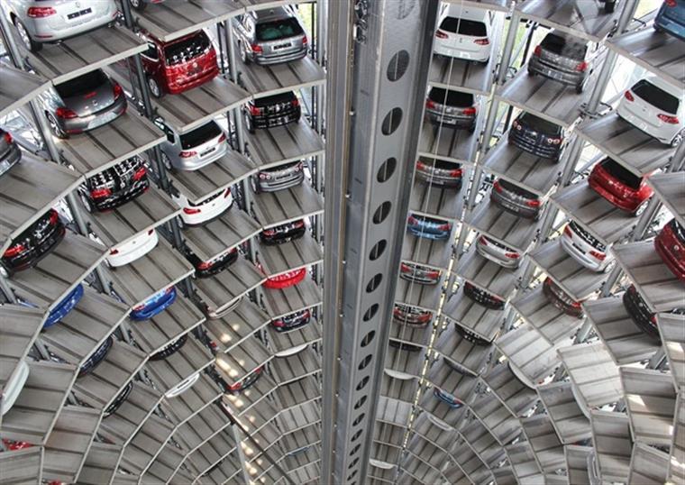 Produção automóvel cresceu no primeiro trimestre 7% em termos homólogos