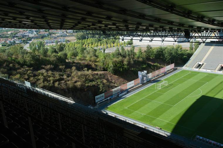 SC Braga. Abel oficializado como substituto de Jorge Simão