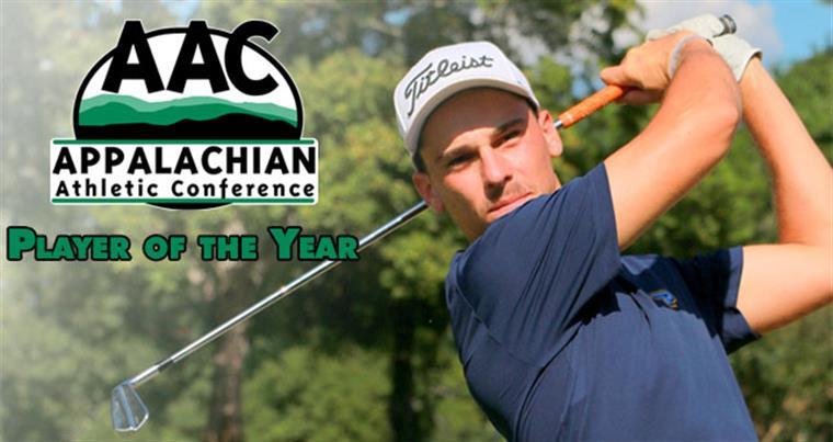 Golfe. Francisco Oliveira eleito jogador do ano nos EUA