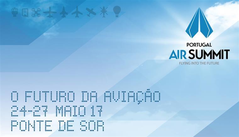 'Portugal Air Summit 2017' anunciada para Maio em Ponte de Sor