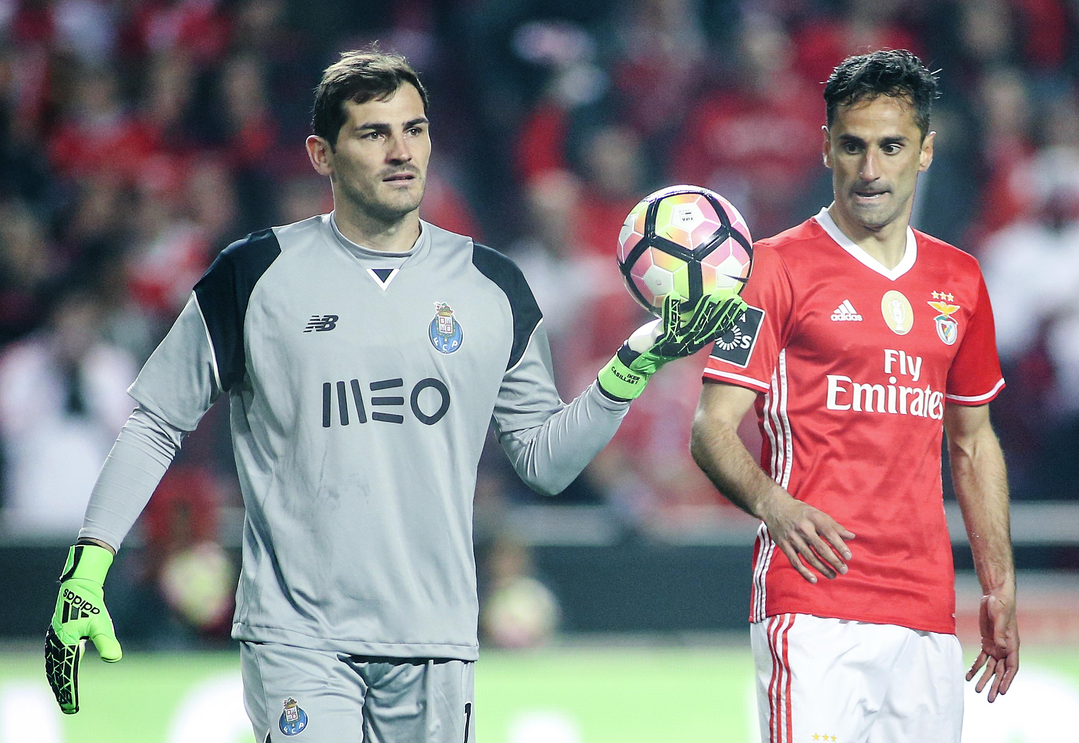 Benfica vence apertado o Moreirense e retoma liderança do Português