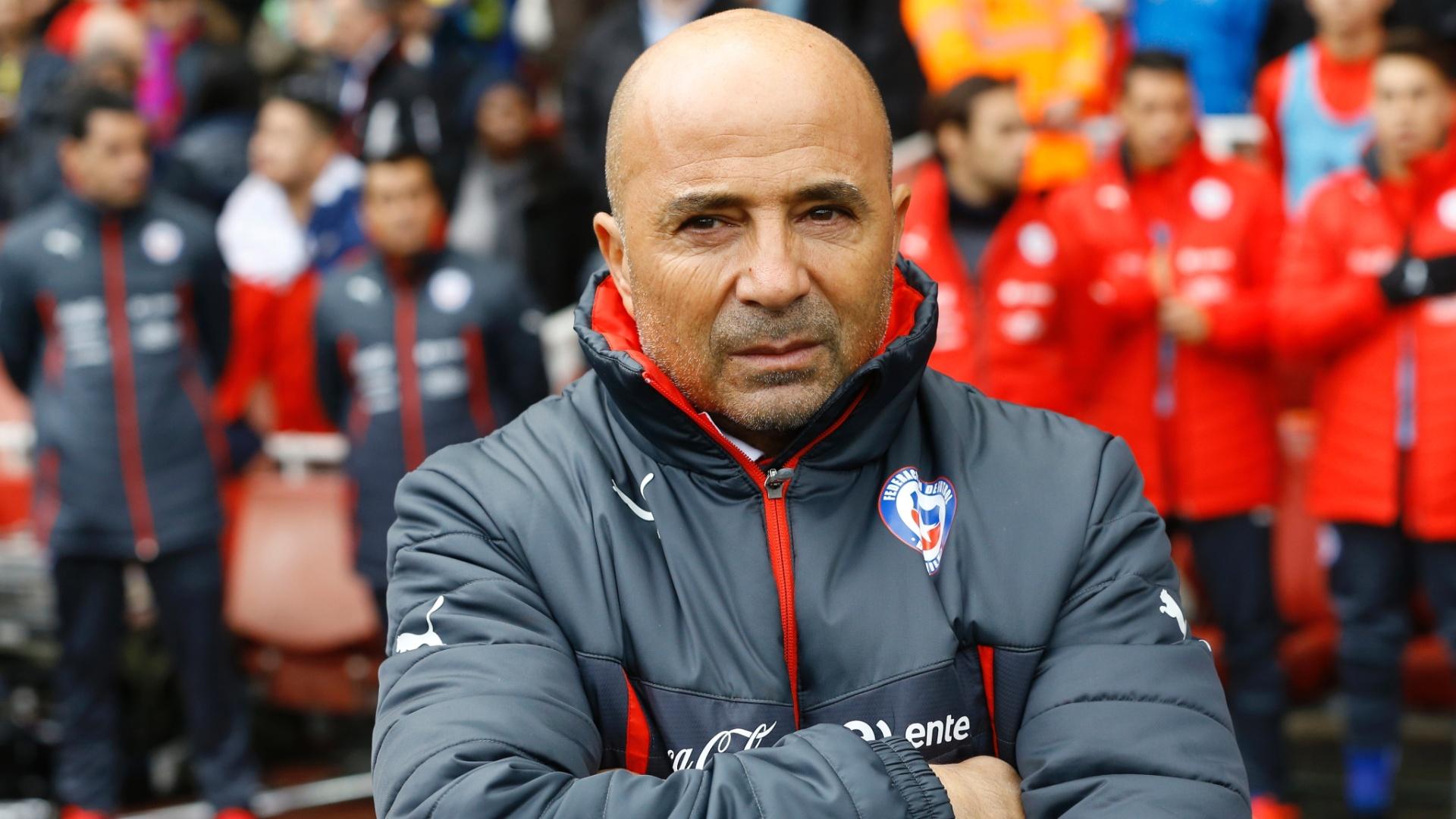 Sampaoli anuncia saída do Sevilla para treinar a seleção da Argentina