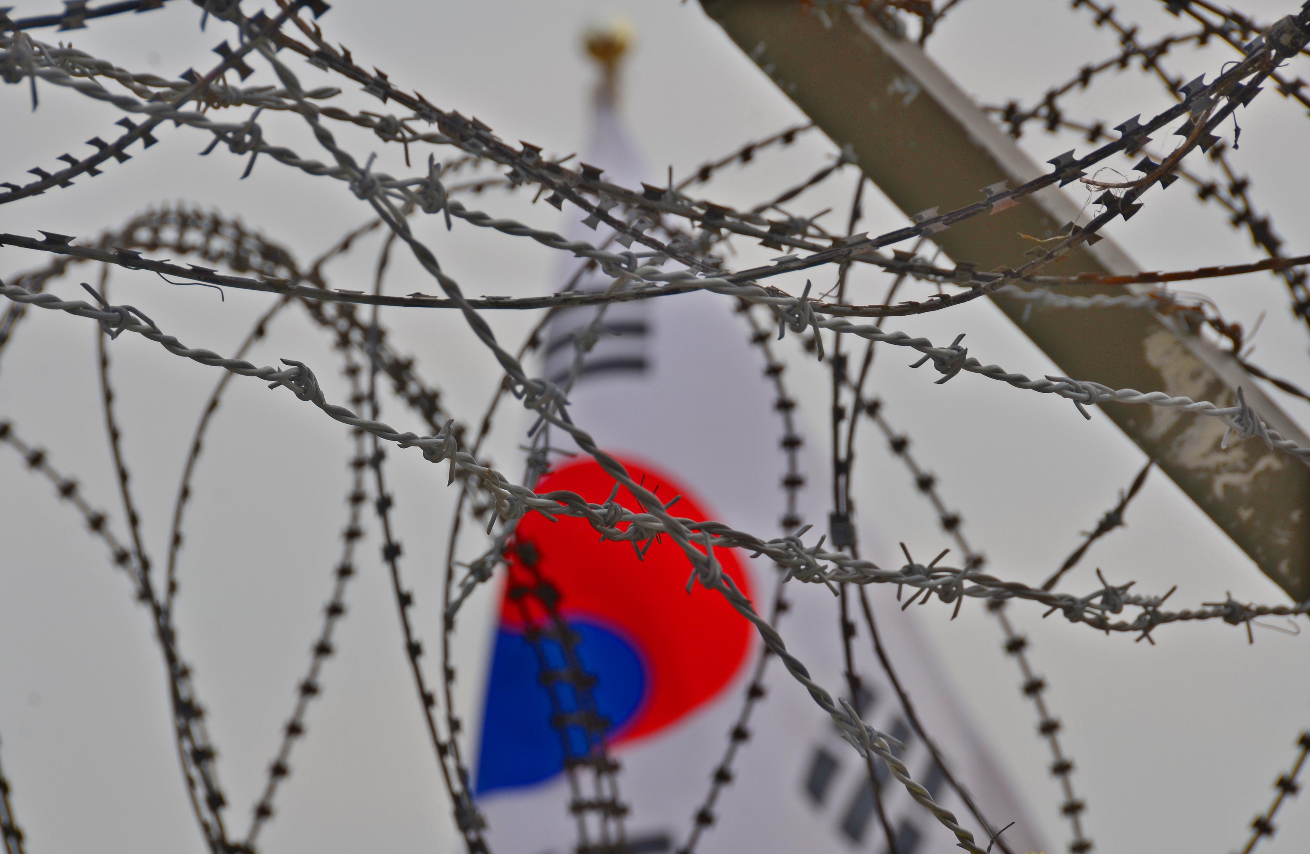 Disparos de advertência da Coreia do Sul contra objeto norte-coreano