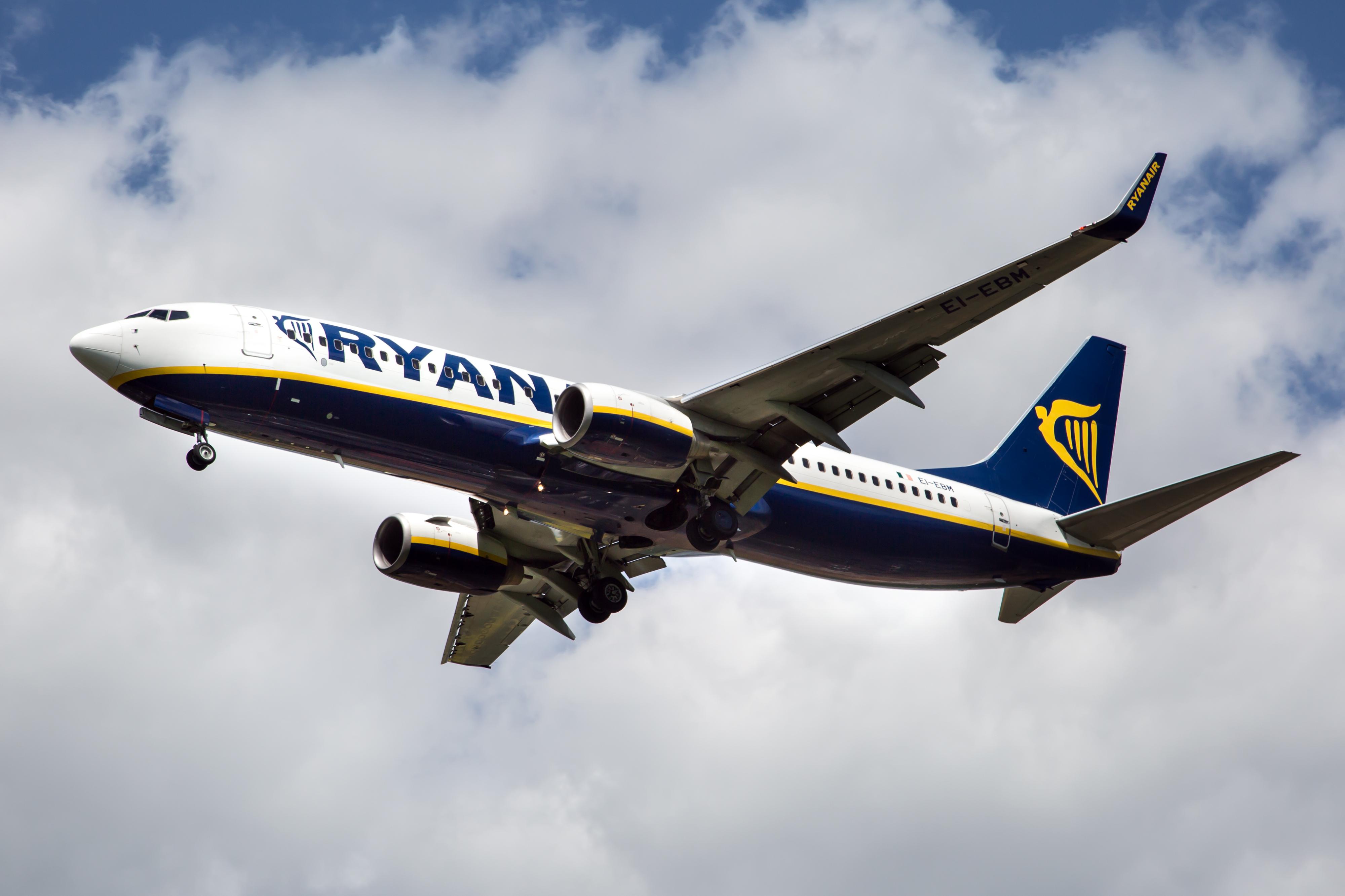 Ryanair chega ao longo curso nas asas da Air Europa