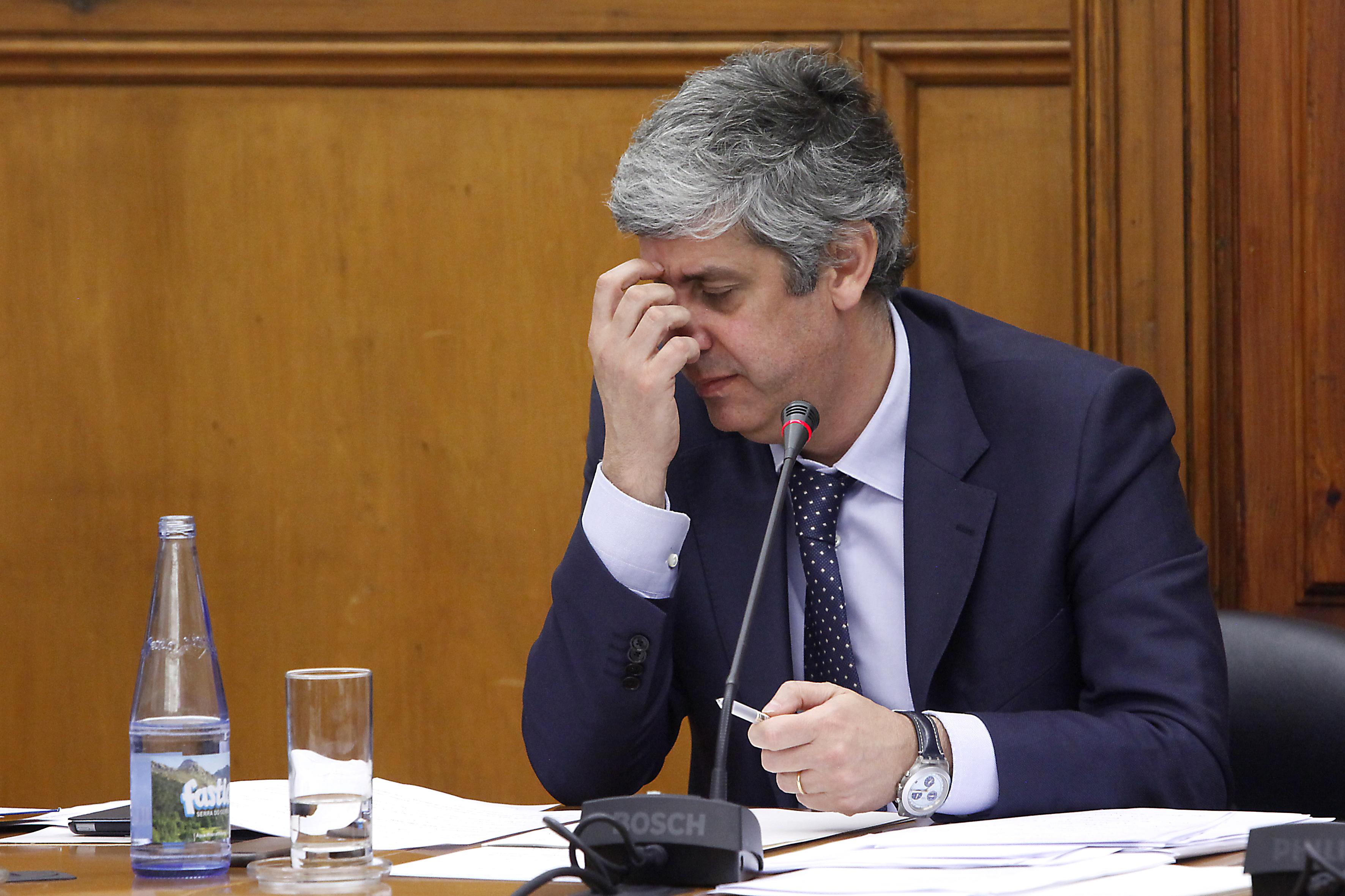 Ministro das finanças alemão compara Mário Centeno a Ronaldo