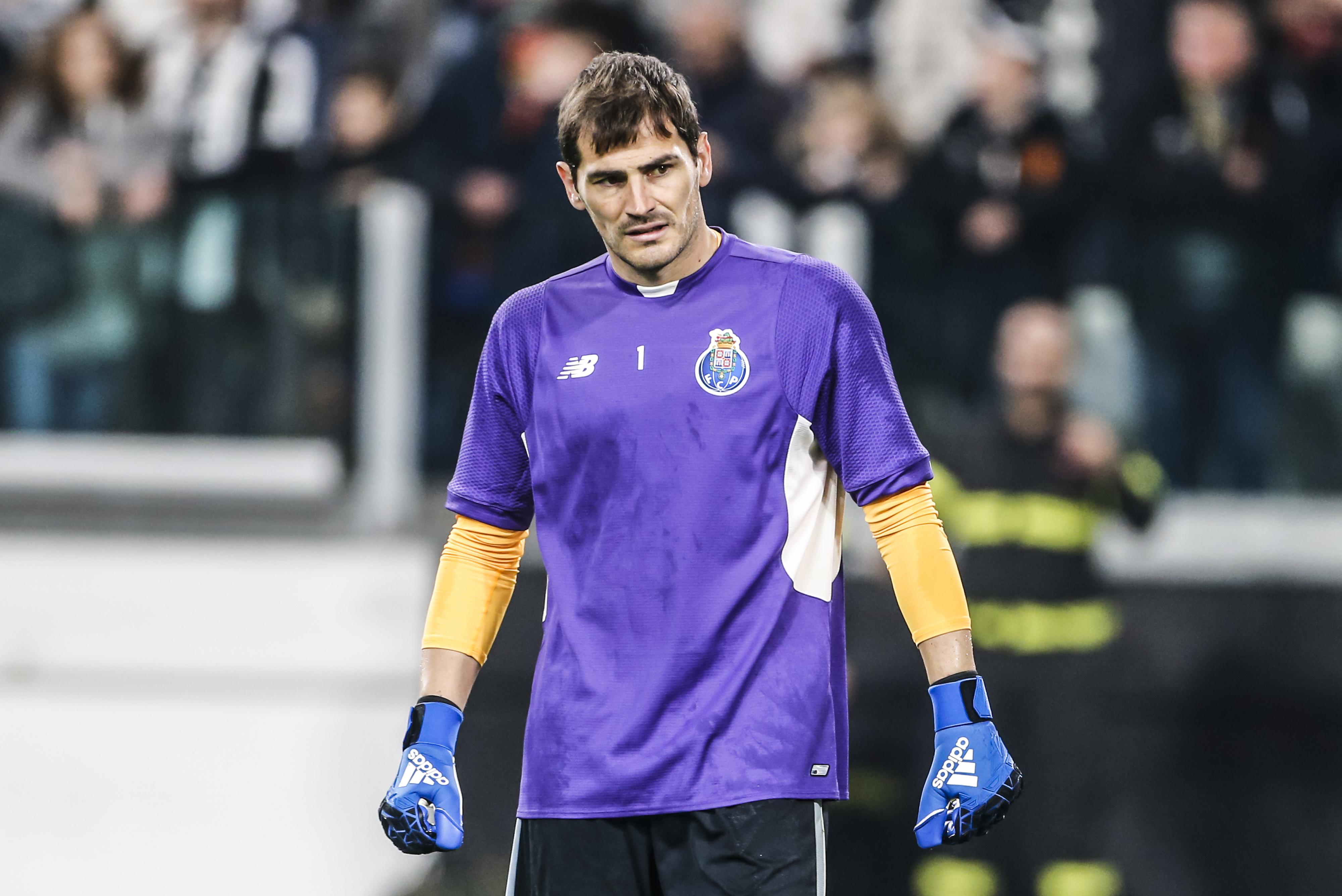 Espanhóis dizem que saída de Casillas do FC Porto é quase certa