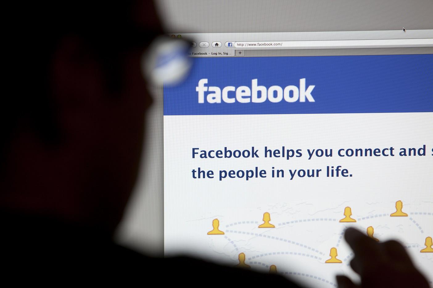 Facebook tem um novo botão de 'reação'