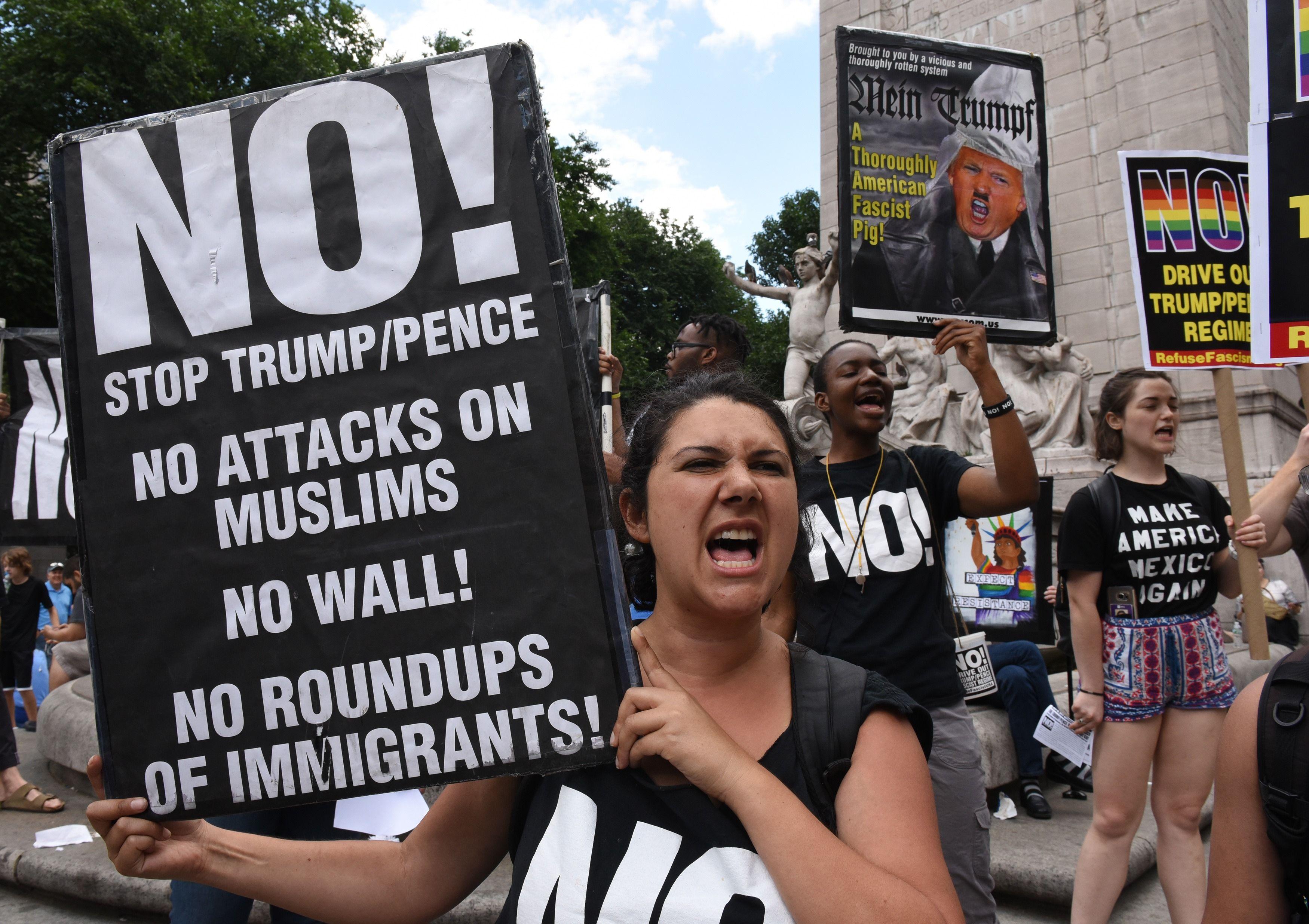 Em vitória para Trump, Supremo acata parte do veto migratório | Internacional