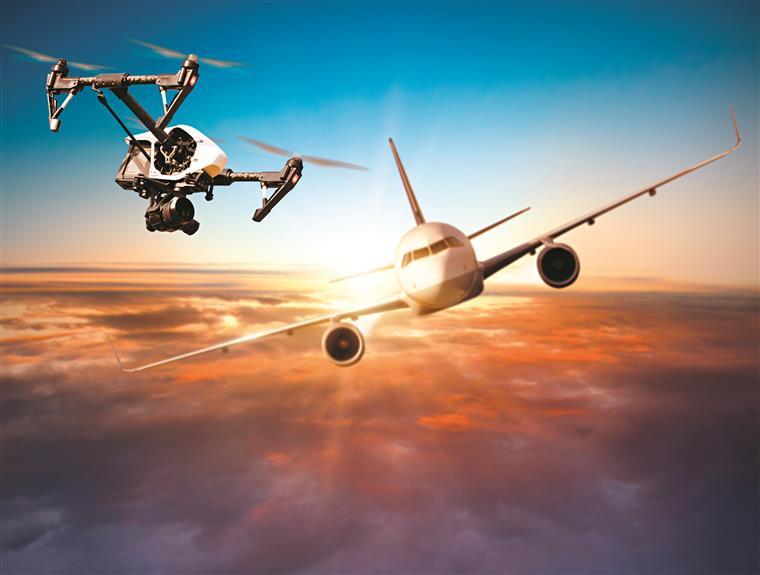Drones. 'Operadores devem ter formação e estar registados', diz perito