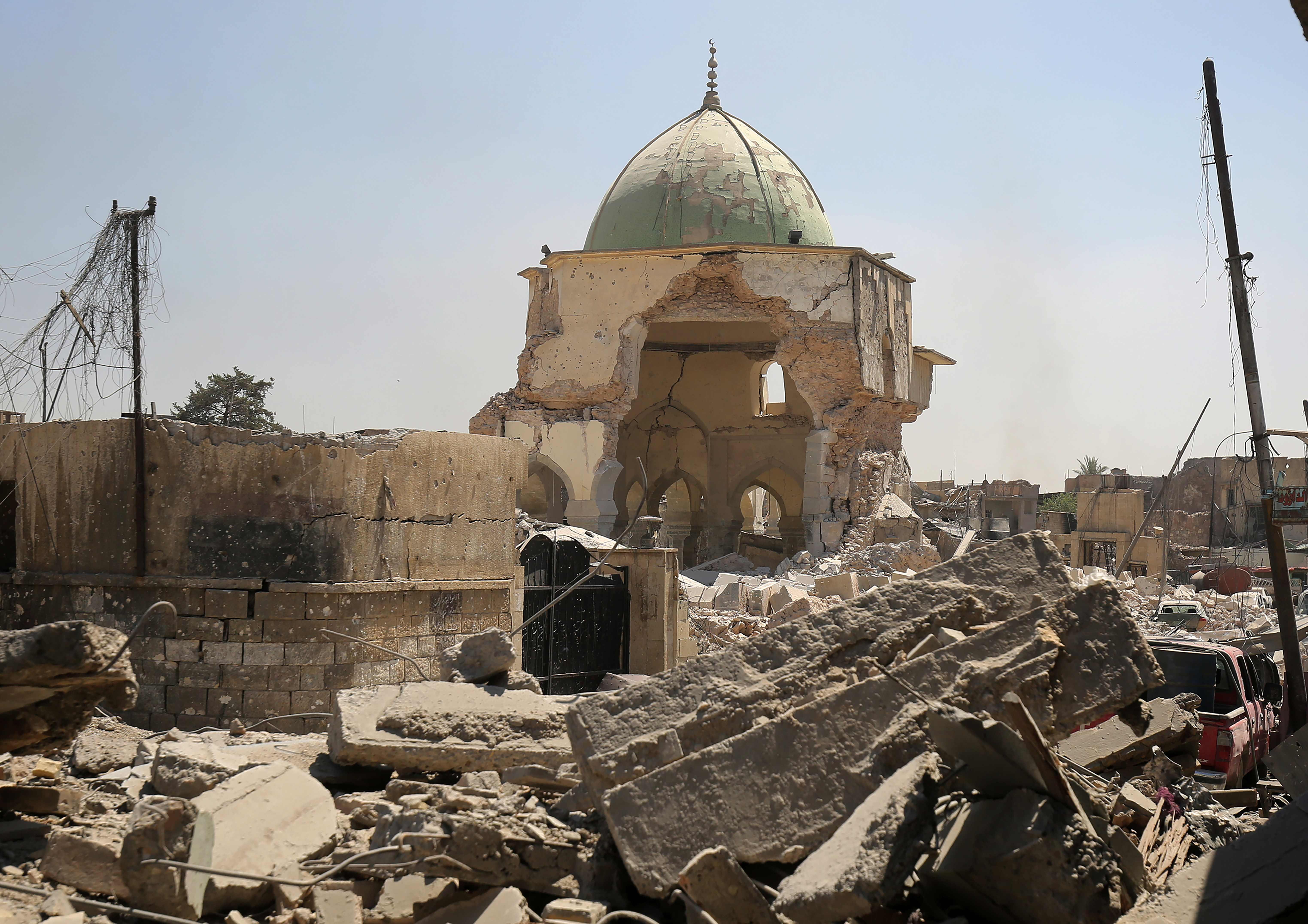 Iraque recupera mesquita onde Estado Islâmico declarou califado